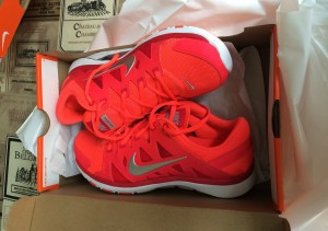 My New Nike Trainers