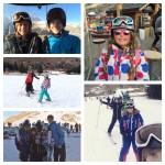 family ski holiday