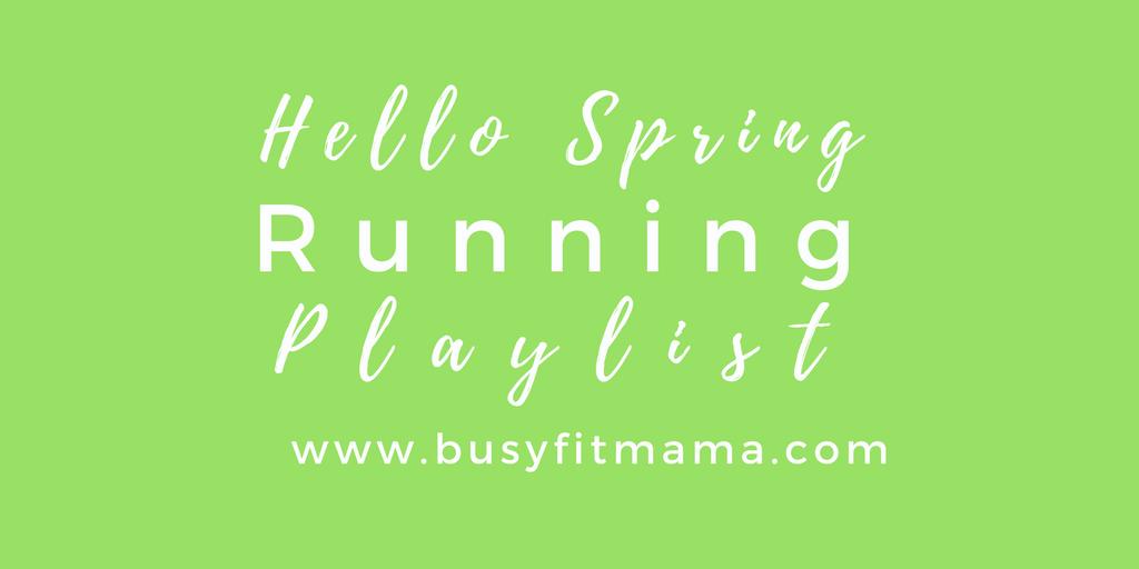 Spring Running Music
